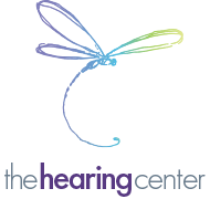 The Hearing Centre Dragonfly Logo
