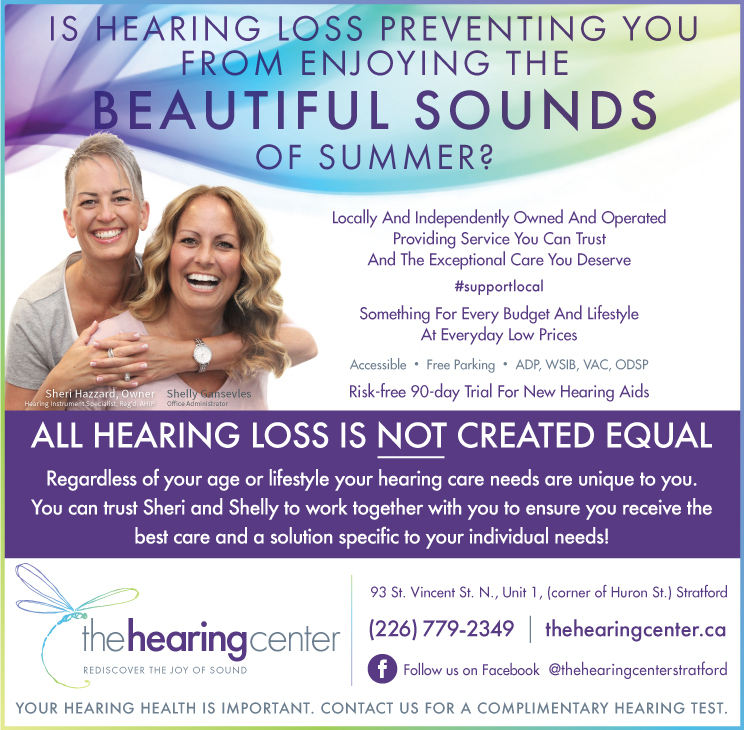 hearing loss ad
