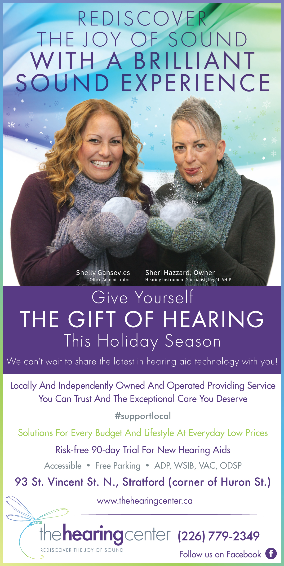 Stratford hearing clinic - the hearing center
