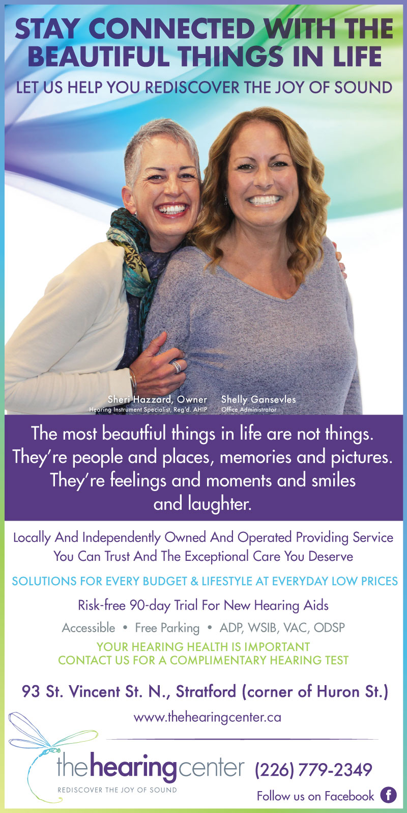 Hearing Aid Solutions for every budget & lifestyle