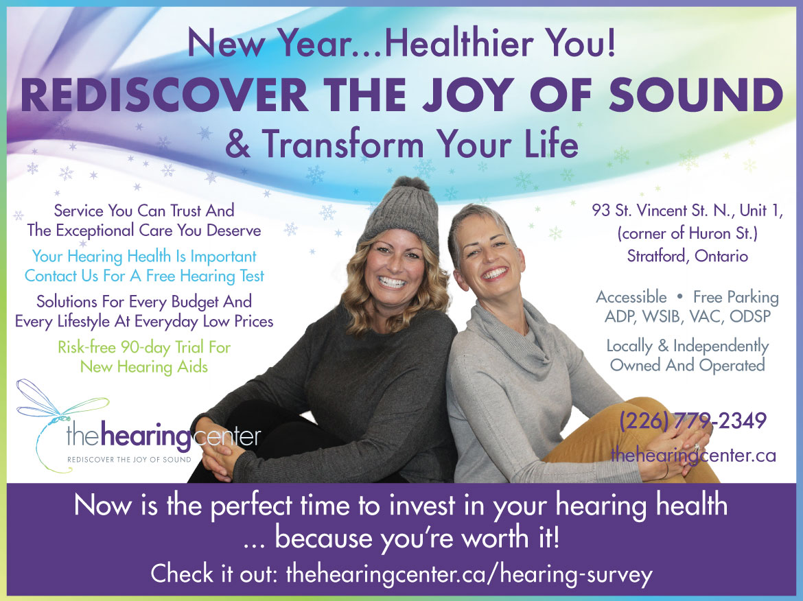 Hearing Clinic New Year New You