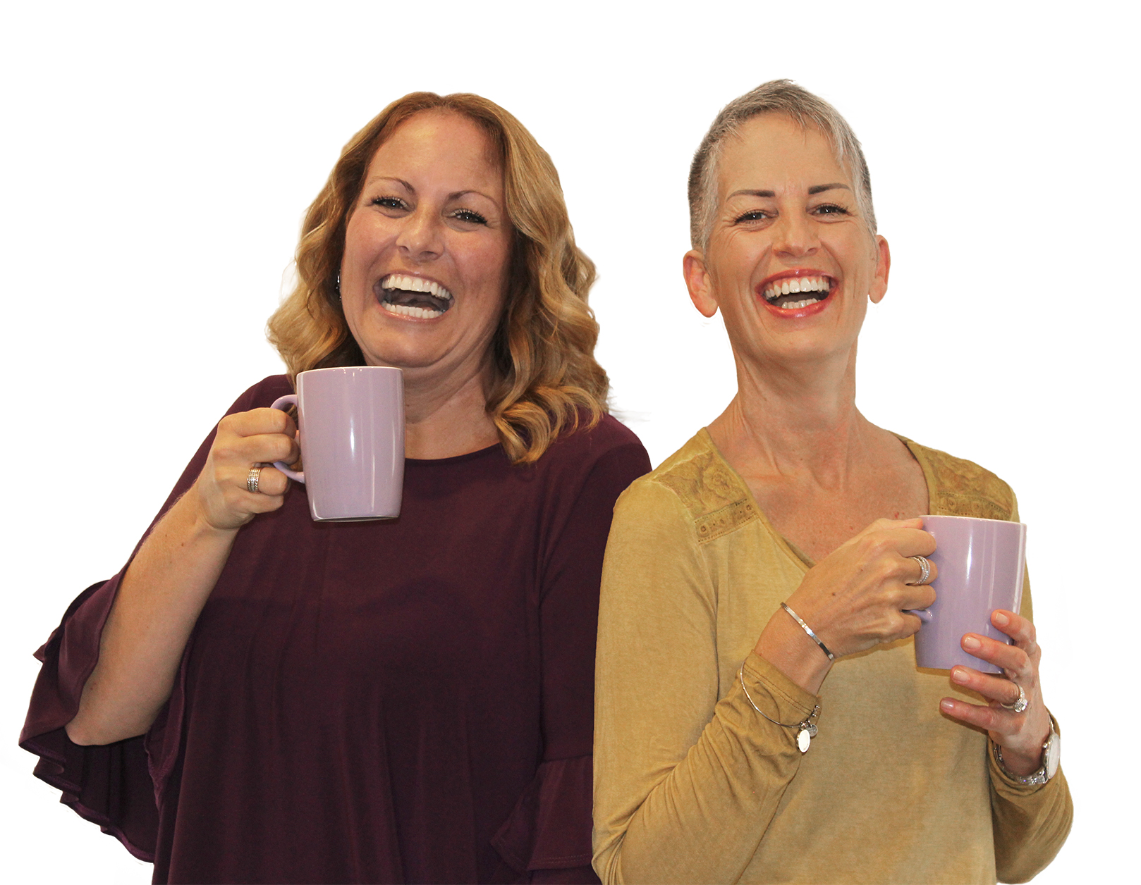 Sheri and Shelly, The Hearing Center